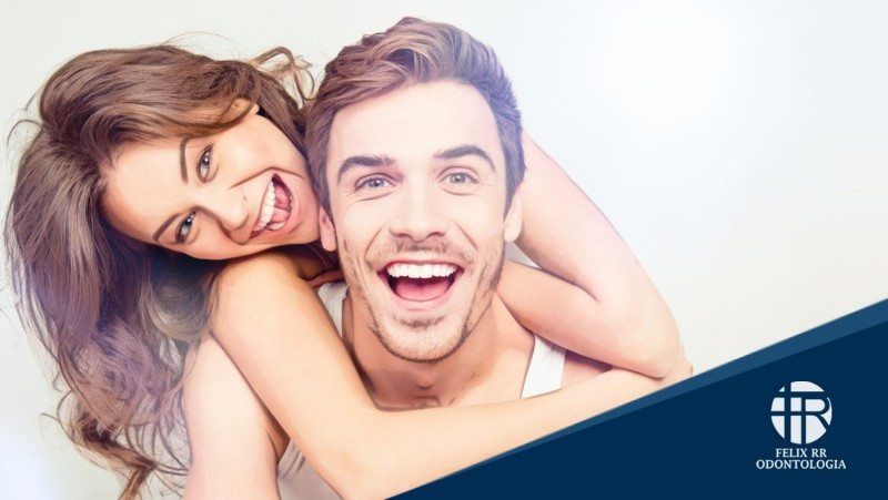 Para melhorar a saúde oral, apaixone-se!