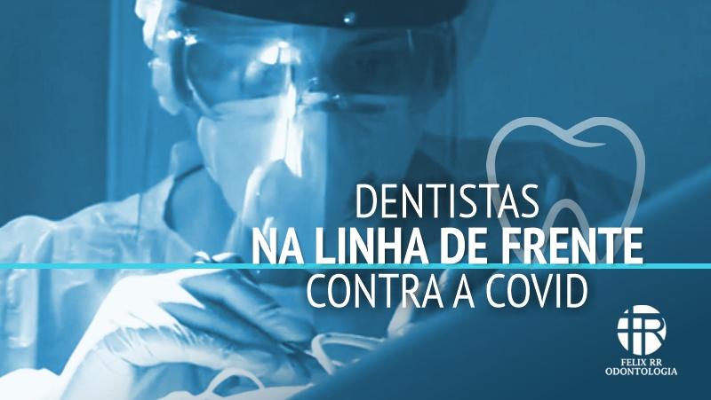 Sabia que dentistas têm atuado em UTIs para ajudar pacientes com COVID-19?